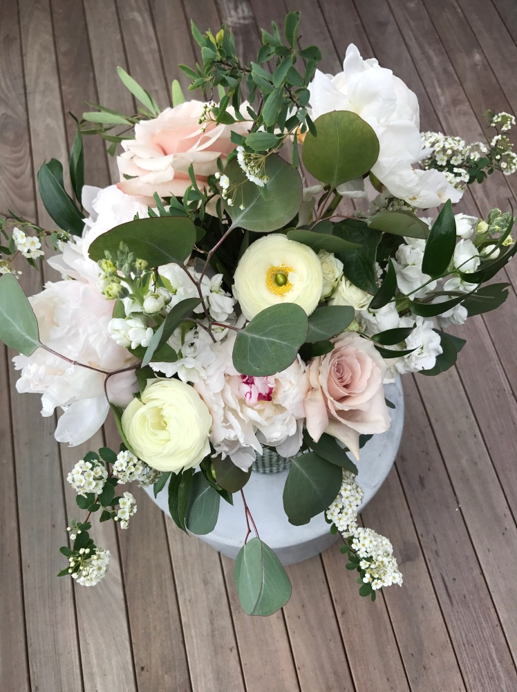 baltimore florist wedding