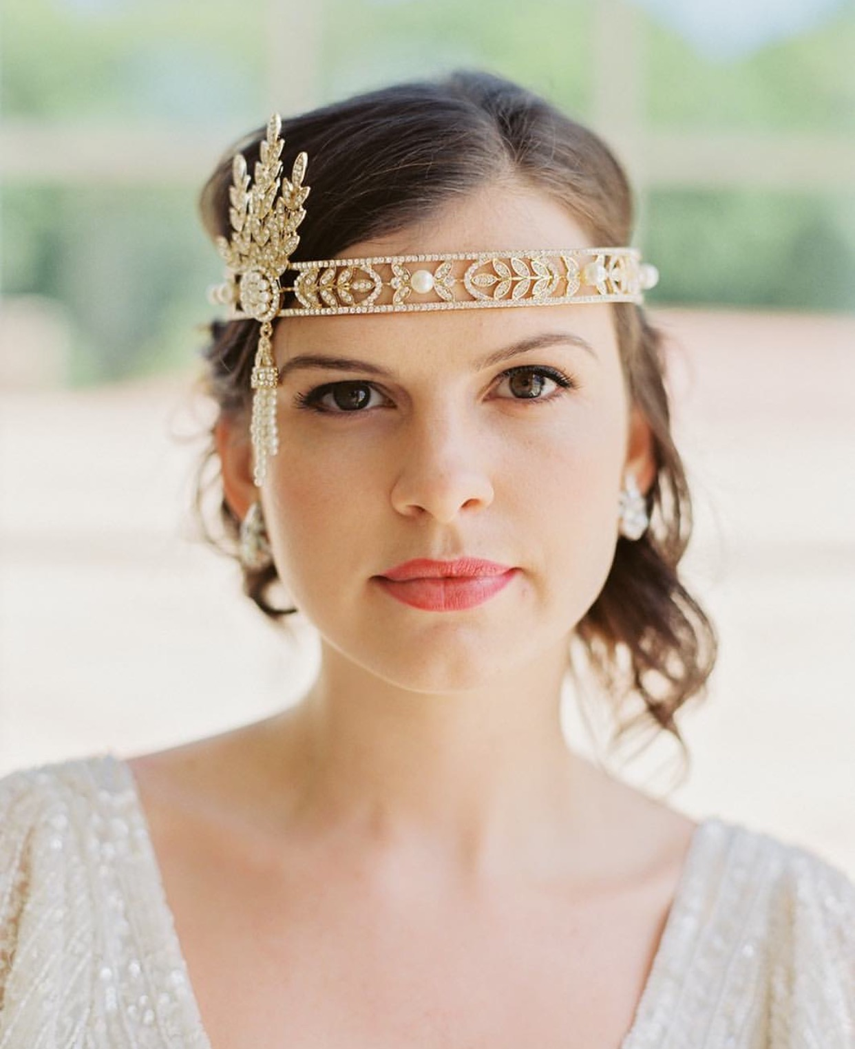 great gatsby inspired wedding hair and makeup � beauty