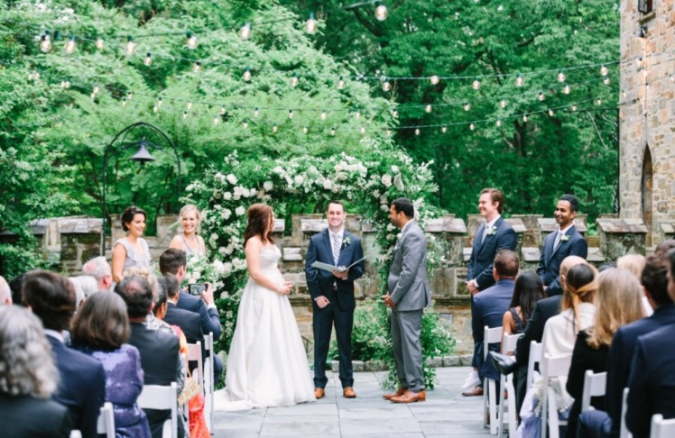 the cloisters wedding