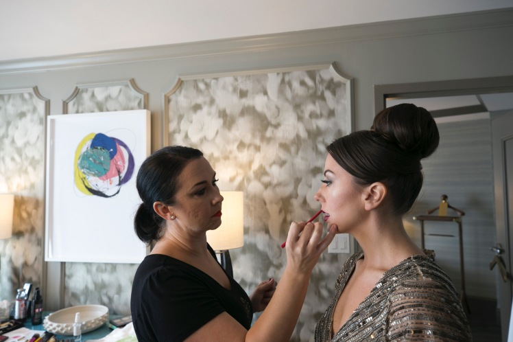 washington dc on location hair and makeup