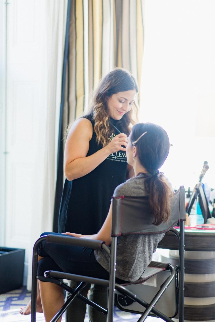 baltimore on location makeup artist