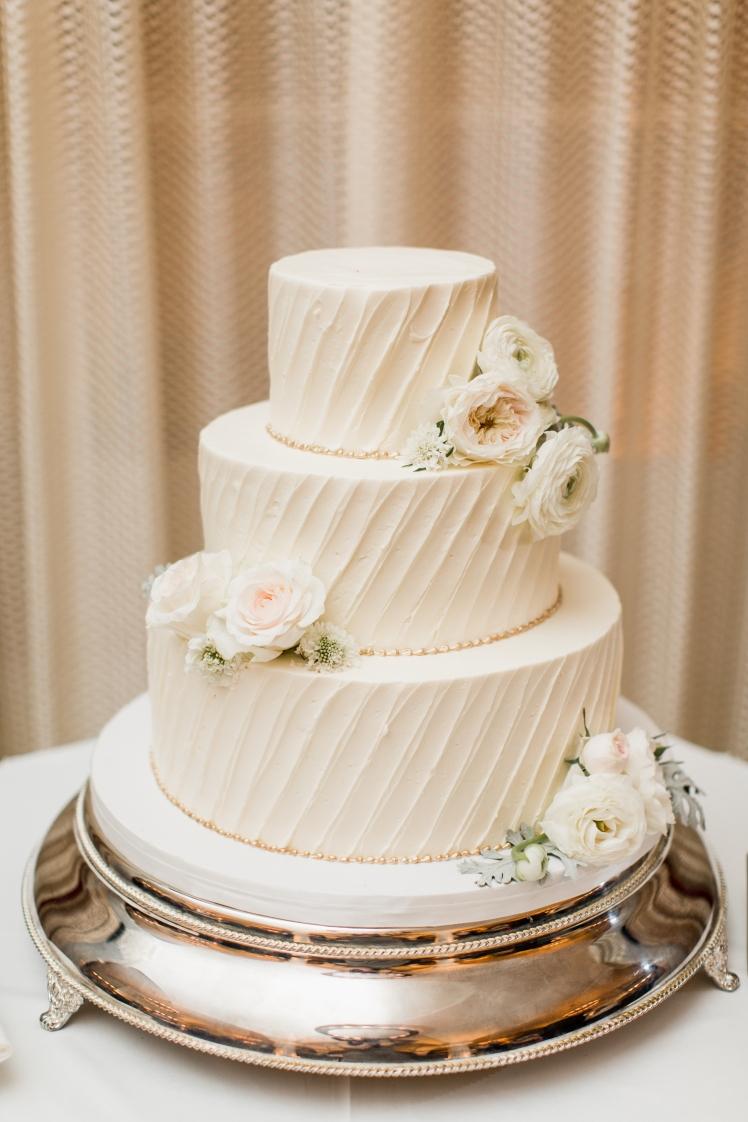 contemporary wedding cake baltimore
