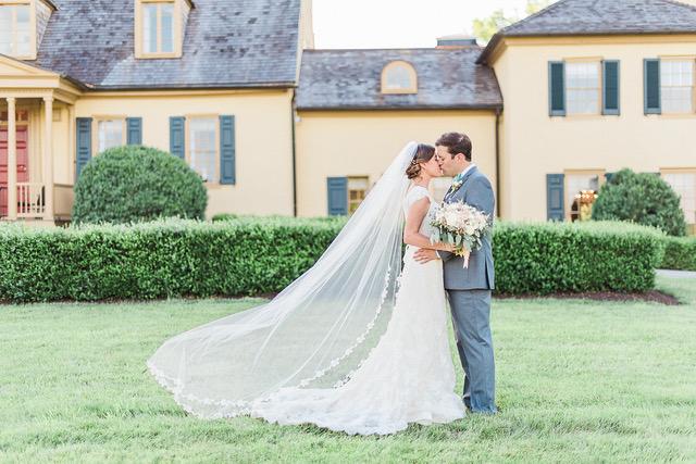 maryland garden wedding