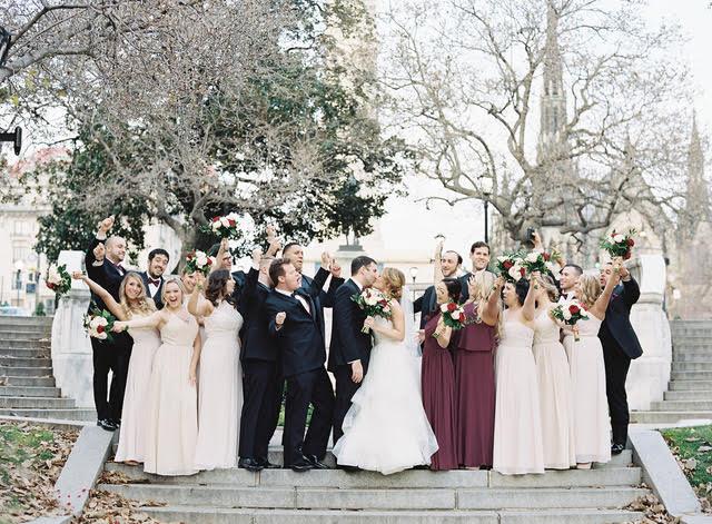 mt vernon wedding baltimore