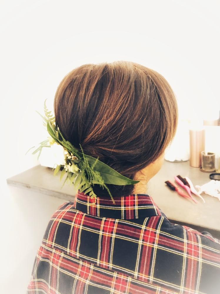 WEDDING HAIR JASIKA